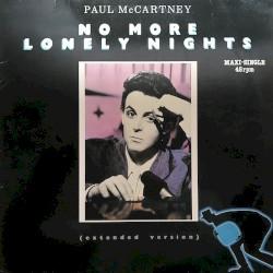 Paul McCartney - No More Lonely Nights (Ballad)