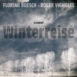 Winterreise by Schubert ;   Florian Boesch ,   Roger Vignoles