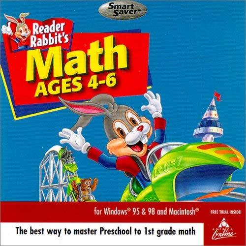 Reader Rabbit: Math 4-6 (1998)