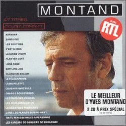 Yves Montand - À bicyclette