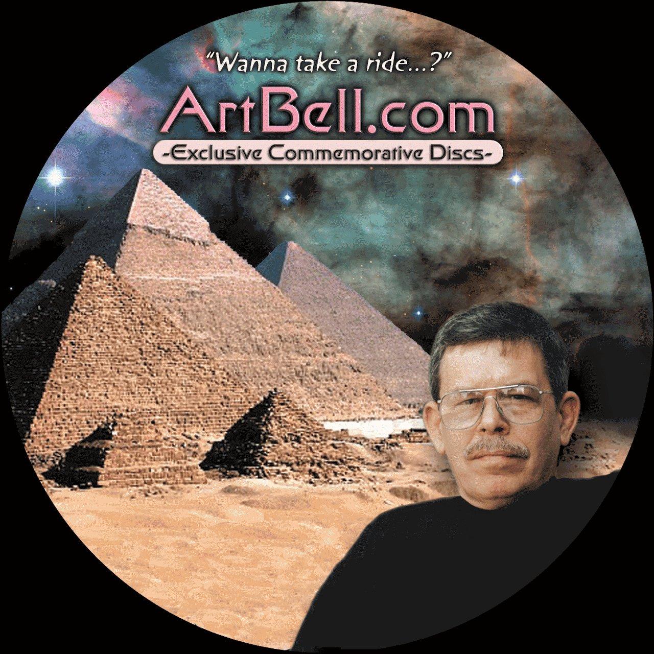 Artbell.com Commemorative Disc