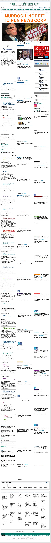 The Huffington Post at Tuesday May 1, 2012, 1:08 p.m. UTC