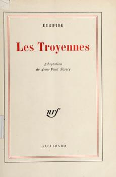 Cover of: Les  Troyennes | Euripides