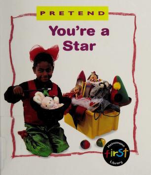 Cover of: Pretend you're a star | Karen Bryant-Mole