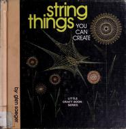 String things you can create by Glen Saeger