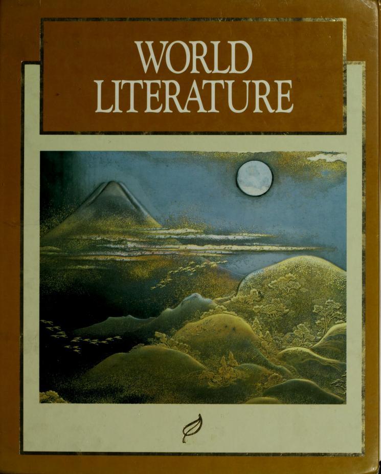 World Literature by MacMillan